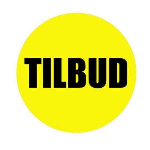 TILBUD FRA TEGLLAGERET